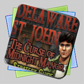 Delaware St. John: The Curse of Midnight Manor Strategy Guide игра