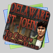 Delaware St. John - The Curse of Midnight Manor игра