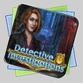 Detective Investigations игра