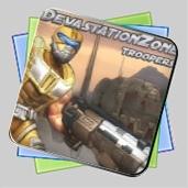 Devastation Zone Troopers игра