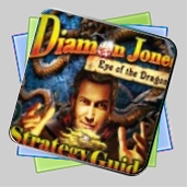Diamon Jones: Eye of the Dragon Strategy Guide игра