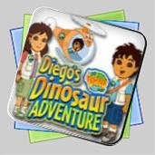 Diego`s Dinosaur Adventure игра