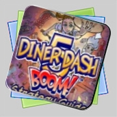 Diner Dash 5: Boom! Strategy Guide игра