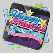 Disney Princess Dress Design игра