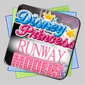 Disney Princesses — Runway Models игра