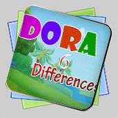 Dora Six Differences игра