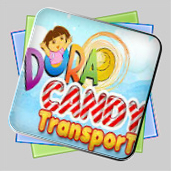 Dora Candy Transport игра