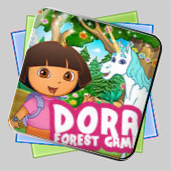 Dora. Forest Game игра