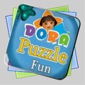 Dora Puzzle Fun игра