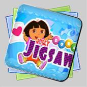 Dora the Explorer: Jolly Jigsaw игра