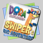 Dora the Explorer: Swiper's Big Adventure игра