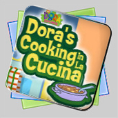 Dora's Cooking In La Cucina игра