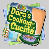 Dora's Cooking In La Cucina игра