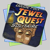 Double Pack Jewel Quest Solitaire игра