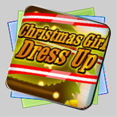 Dress-Up Christmas Girl игра