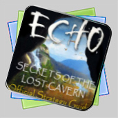 Echo: Secrets of the Lost Cavern Strategy Guide игра