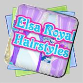 Frozen. Elsa Royal Hairstyles игра