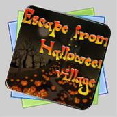 Escape From Halloween Village игра