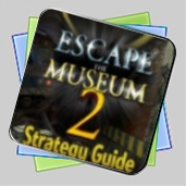 Escape the Museum 2 Strategy Guide игра