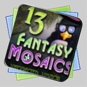 Fantasy Mosaics 13: Unexpected Visitor игра