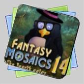 Fantasy Mosaics 14: Fourth Color игра