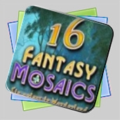 Fantasy Mosaics 16: Six colors in Wonderland игра