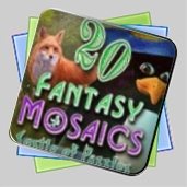 Fantasy Mosaics 20: Castle of Puzzles игра
