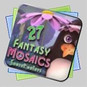 Fantasy Mosaics 27: Secret Colors игра