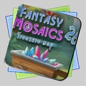 Fantasy Mosaics 28: Treasure Map игра