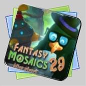 Fantasy Mosaics 29: Alien Planet игра