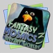 Fantasy Mosaics 3: Distant Worlds игра