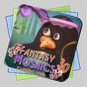 Fantasy Mosaics 30: Camping Trip игра