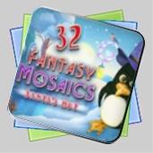 Fantasy Mosaics 32: Santa's Hut игра