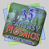 Fantasy Mosaics 35: Day at the Museum игра