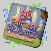 Fantasy Mosaics 36: Medieval Quest игра