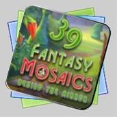 Fantasy Mosaics 39: Behind the Mirror игра