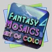 Fantasy Mosaics 4: Art of Color игра
