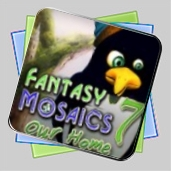 Fantasy Mosaics 7: Our Home игра