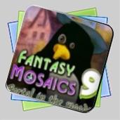 Fantasy Mosaics 9: Portal in the Woods игра