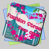 Fashion Street Snap Girl игра