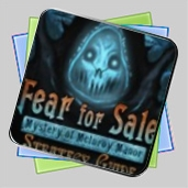 Fear For Sale: Mystery of McInroy Manor Strategy Guide игра
