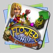 Flower Shop: Big City Break игра