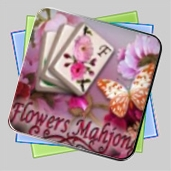 Flowers Mahjong игра