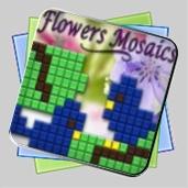 Flowers Mosaics игра