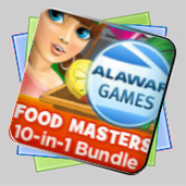 Food Masters 10-in-1 Bundle игра