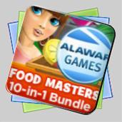 Food Masters 10-in-1 Bundle игра