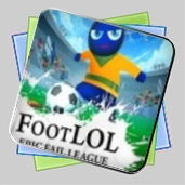 FootLOL: Epic Fail League игра