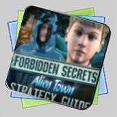 Forbidden Secrets: Alien Town Strategy Guide игра
