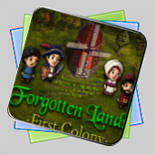 Forgotten Lands: First Colony игра