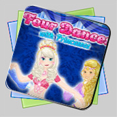 Four Dances With Princesses игра